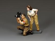 Leni Riefenstahl film-maker Set