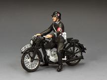 Leibstandarte Motorcyclist
