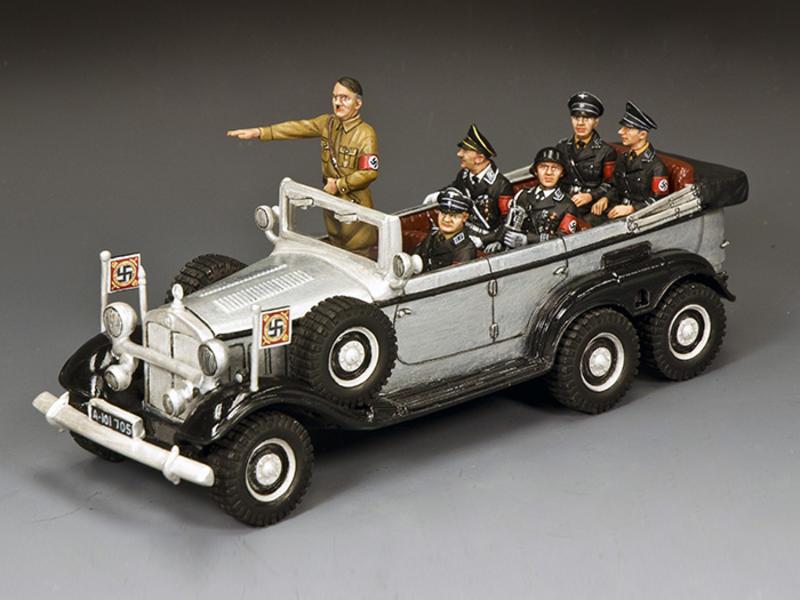 Der Fuhrer's Mercedes Benz W31 Staff Car