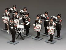 The LAHSS Drum & Fife Korps
