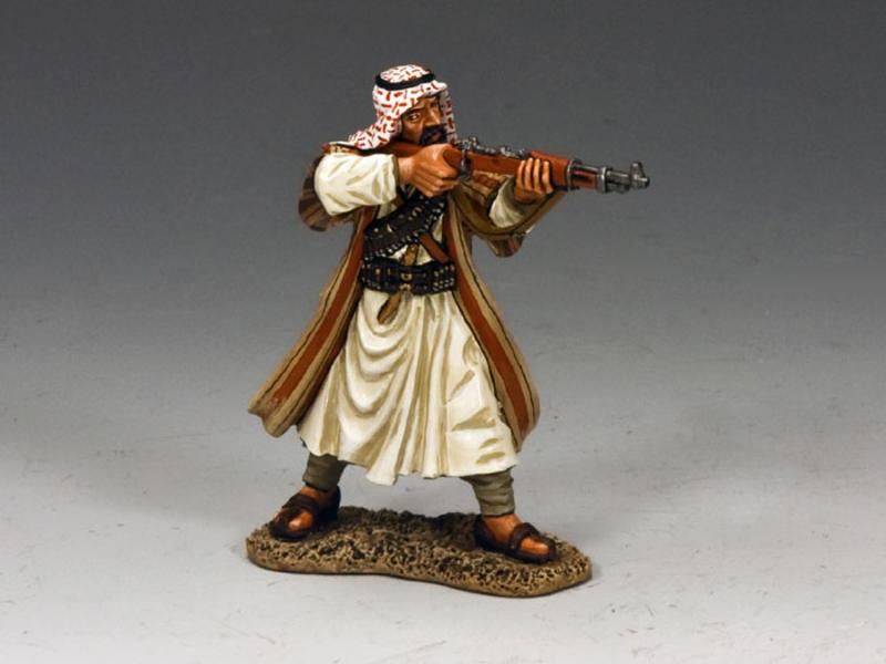 Arab Standing Firing