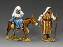 Mary, Joseph & The Infant Jesus