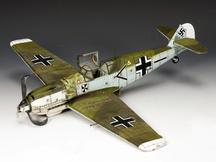 Franz von Werra's Me 109