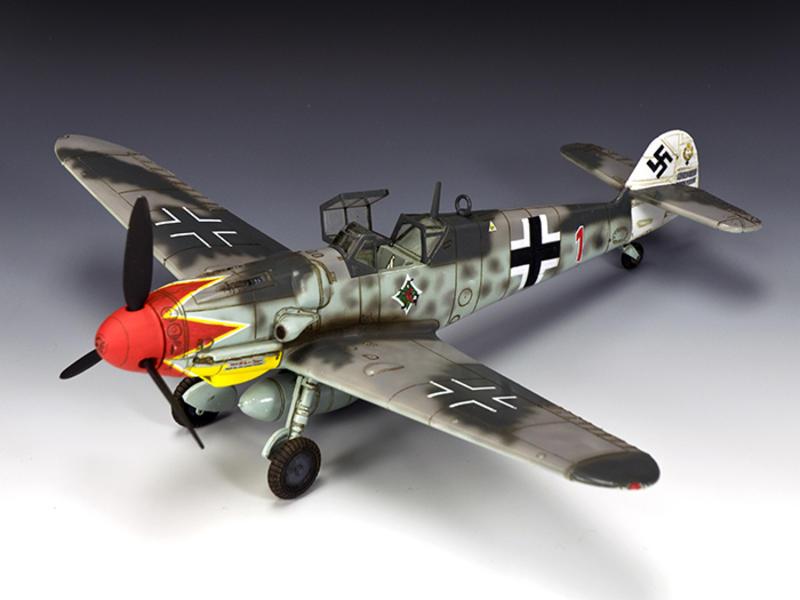 Hermann Graf's Bf.109 'Gustav