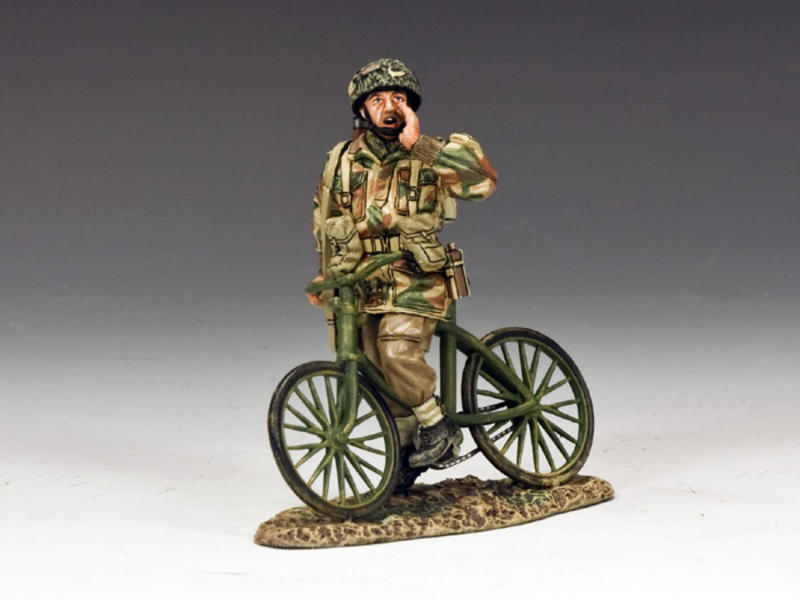 The Airborne Cyclist