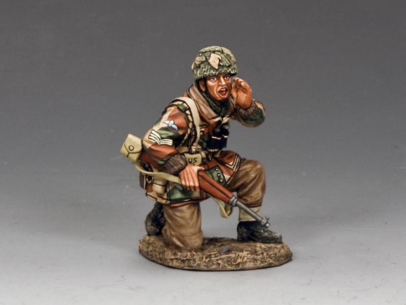 Sergeant Jack Scott
