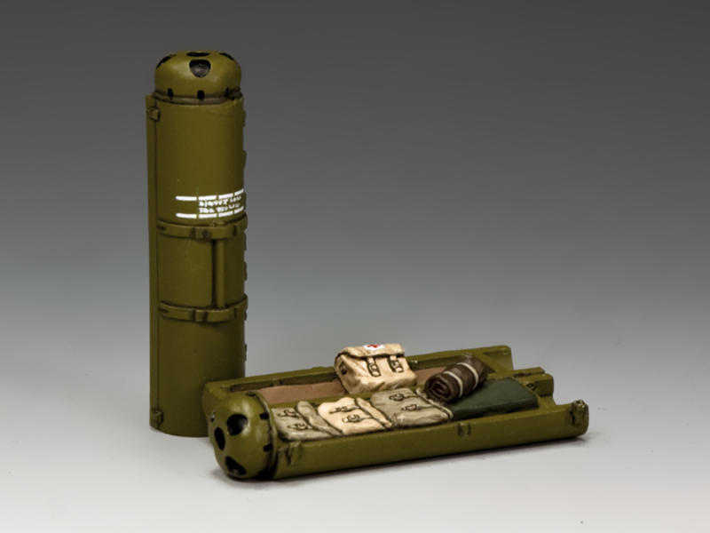Airborne Containers