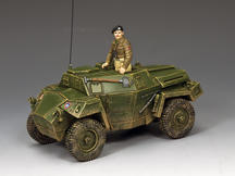 British Humber Mk.1 Scout Car