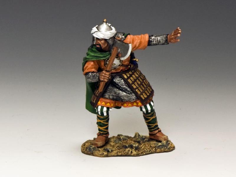 Saracen Sergeant-at-Arms