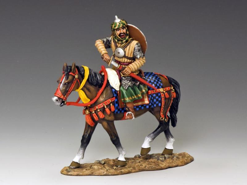 Mounted Saracen Officer