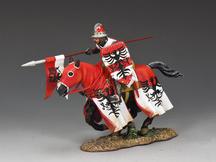 A Knight of Saxony
