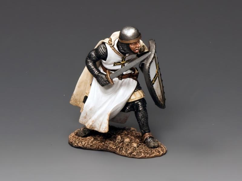 The Crouching Crusader