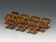 The Knights' Chair Set