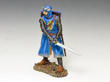 Chevalier de Bleu w/ Sword