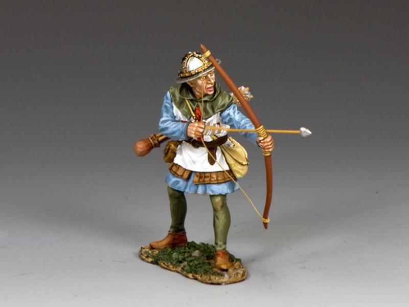 "Crusader Archer"" (standing ready)"