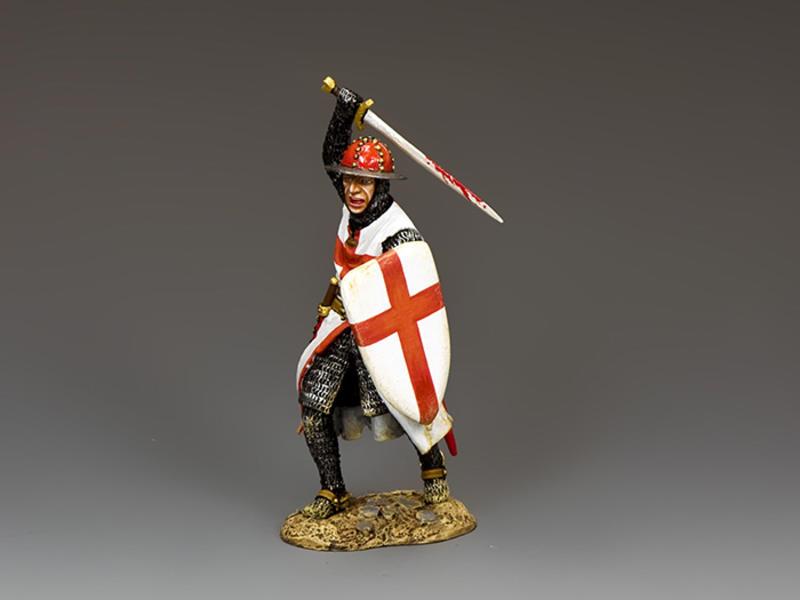 Crusader Sergeant-at-Arms
