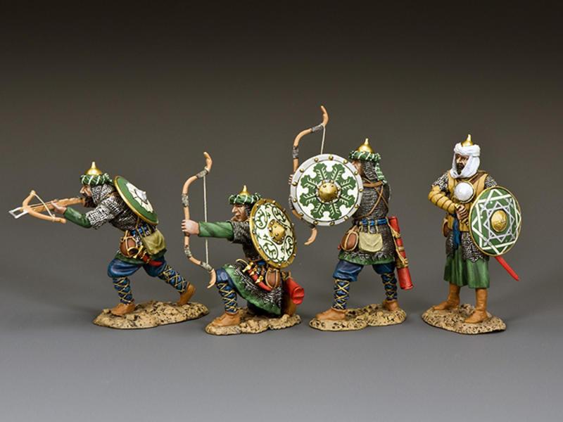 The Fighting Saracens Set #2