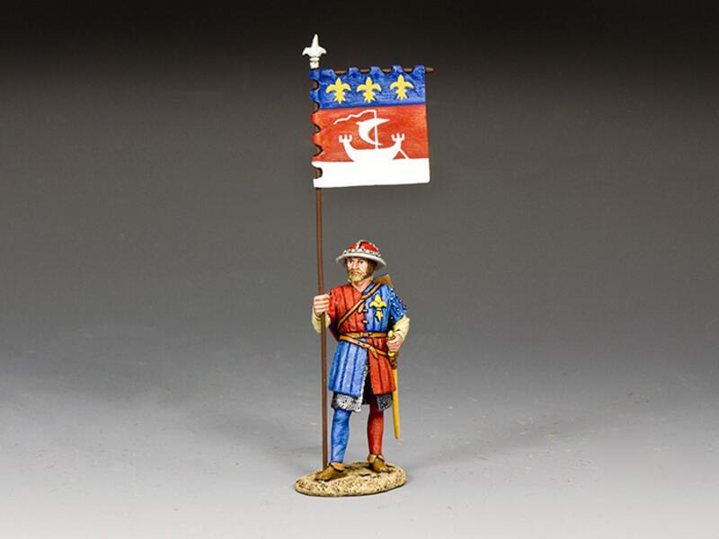 The Frankish Standard Bearer