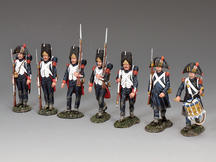 """""""The 'Old Guard' Marching set"""" (7-figure set)"""
