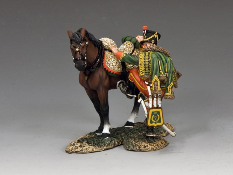 Hussar Mounting-Up