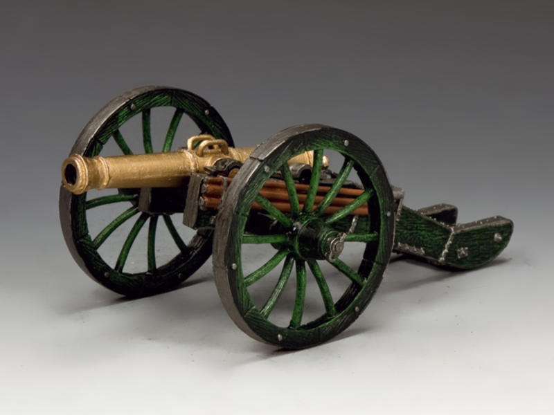 The Gribeauval 12-pounder Cannon