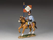 3rd Hussar Guidon Bearer