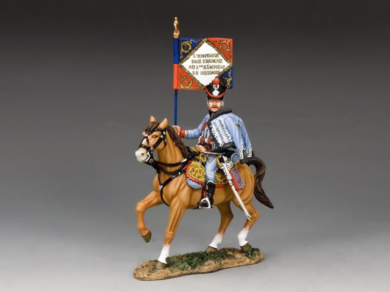 3rd Hussar Guidon Bearer