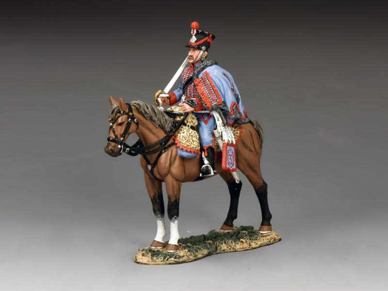 Mounted 3rd Hussar