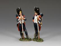 Guardsmen-At-Ease