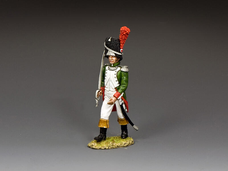 Marching Officer w/Sabre