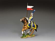 Vistula Lancer About to Charge