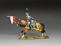 Galloping Vistula Lancer