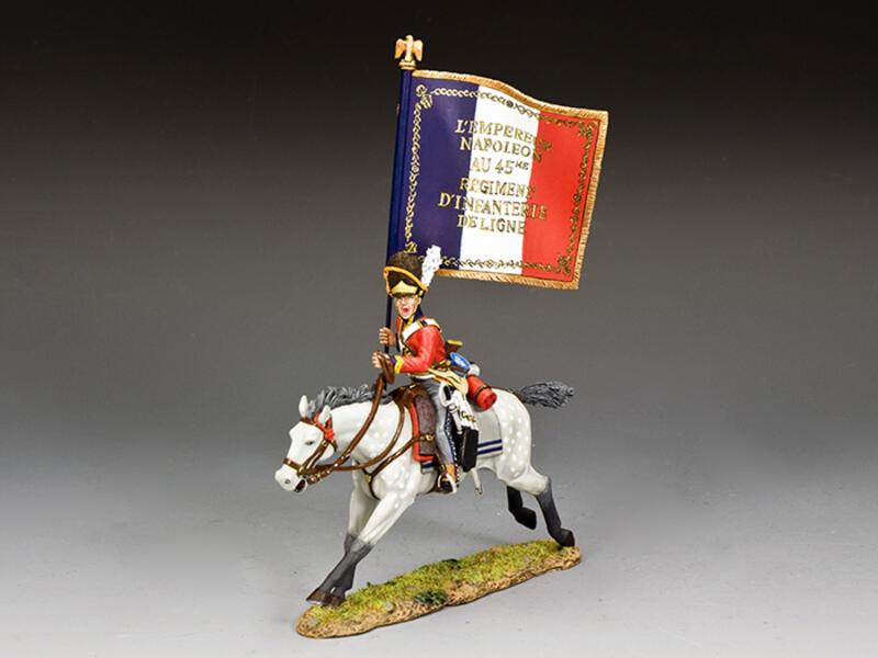 Sgt. Ewart & The French Standard