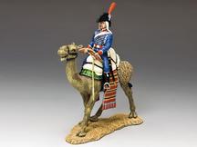 Camel Cavalier w/Rifle Across