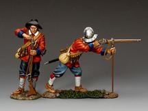 """""""Firing Musketeer PLUS Loading Musketeer"""""""