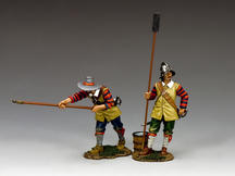 Royalist Gunners Set A