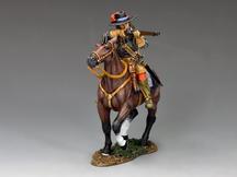 Cavalier Shooting, English Civil War