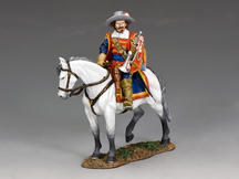 Royalist Trumpeter, English Civil War