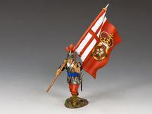 The King's Lifeguard Standard, English Civil War
