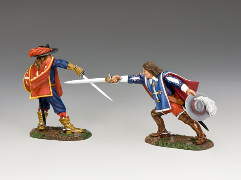 The King's Duellists