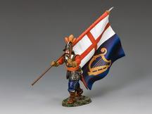 The Commonwealth Flag Bearer, English Civil War