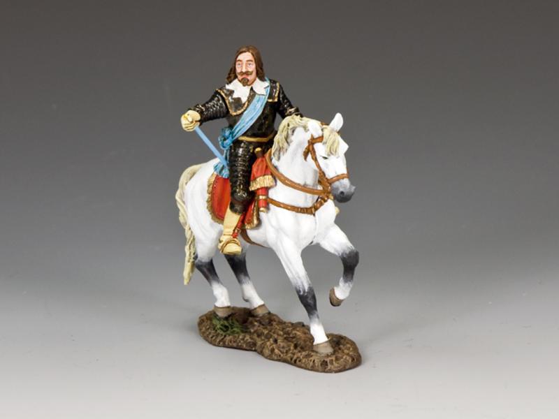 The Equestrian Charles I