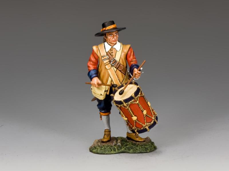 Phillip Skippon's Regimental Drummer