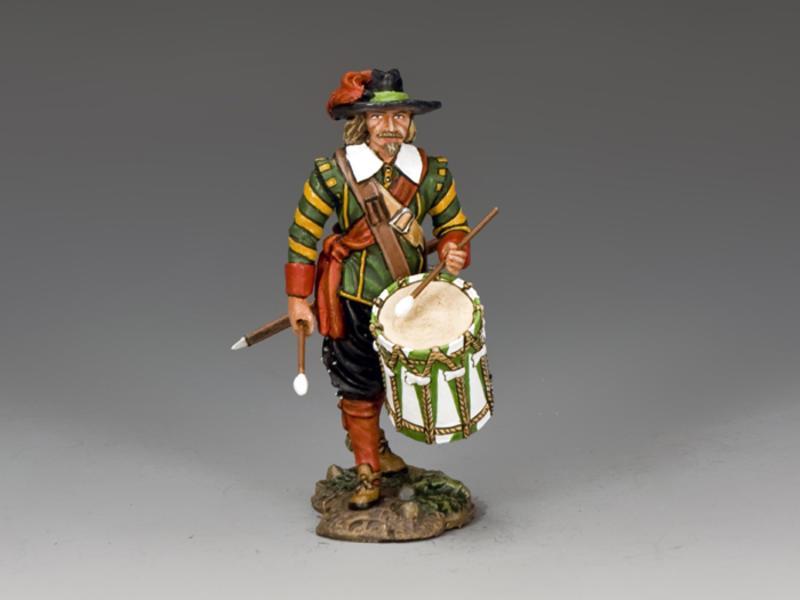 Henry Tillier's Regt. Of Foote Drummer