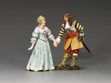The Cavalier & The Lady