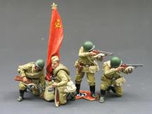 Soviet Tank Riders