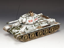 Soviet T34/76 Crush The Fascists