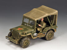 Lend-Lease Russian Jeep