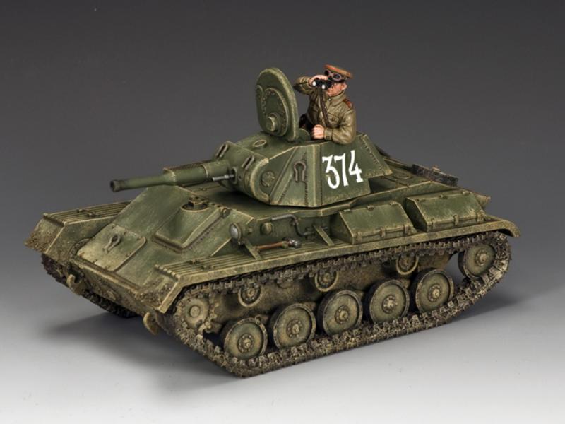 Russian T-70 Tank