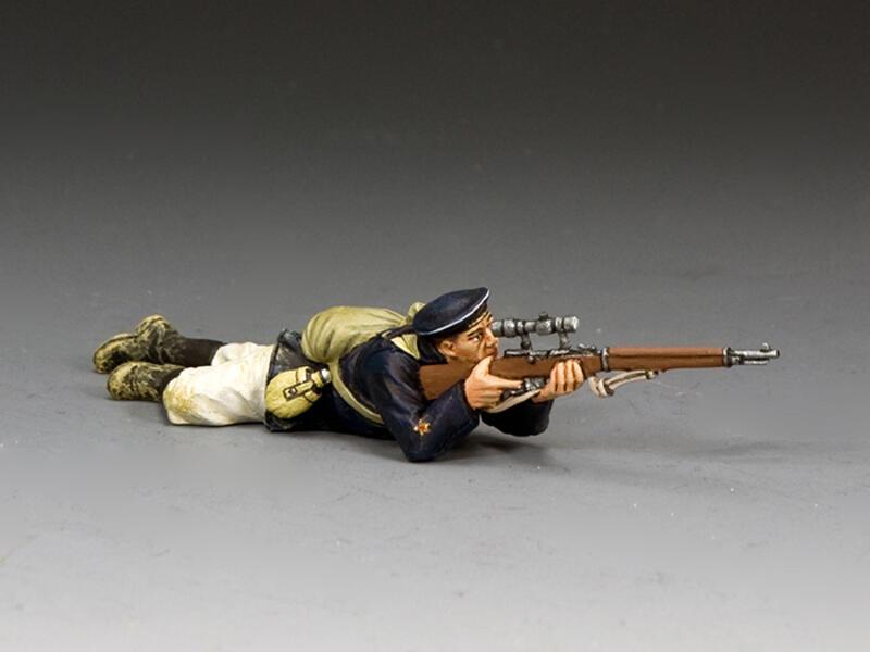RNI Lying Prone Sniper